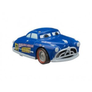 Disney Cars Doc Hudson shake and go car