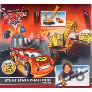 Disney Cars Ninja Knockout baanset