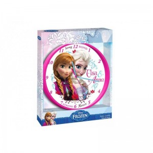 Disney Frozen Bond wandklok