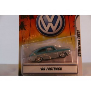 Hot Wheels Volkswagen Classic '69 Fastback