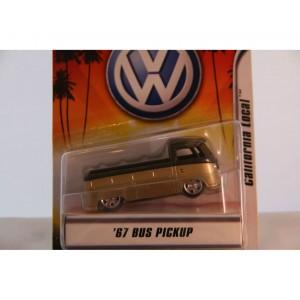 Hot Wheels Volkswagen Classic '67 Pickup bus