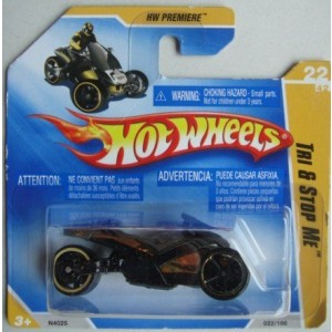 Hot Wheels Tri & Stop Me