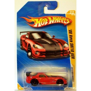 Hot Wheels '08 Viper SRT10 ACR