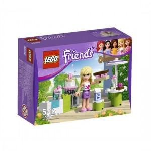 LEGO Friends Stephanie's buitenkeuken 3930