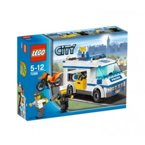 Lego City Gevangenentransport 7286