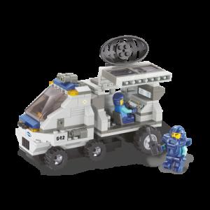 Sluban Ondersteuningsradarwagen