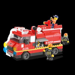 Sluban Grote Brandweerwagen