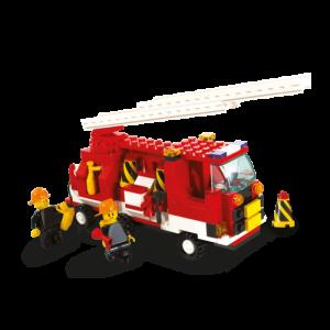 Sluban City Brandweerwagen