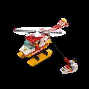 Sluban City Reddingshelicopter