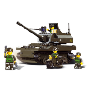 Sluban Leopard Tank