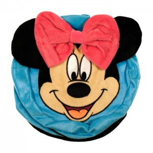 Opblaasbare poef Disney Minnie Mouse