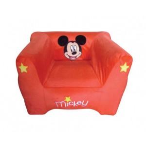 Opblaasbare stoel Mickey
