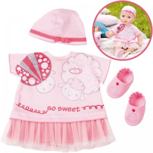 Baby Annabell Deluxe Zomerdroom outfit