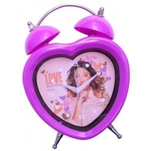 Disney Violetta wekker paars