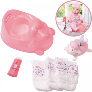 Baby Annabell WC potje trainingset