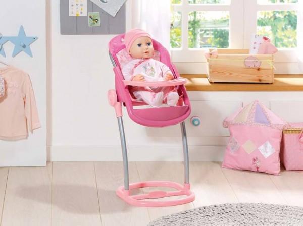 Hoge Stoel Baby.Baby Annabell Hoge Kinderstoel