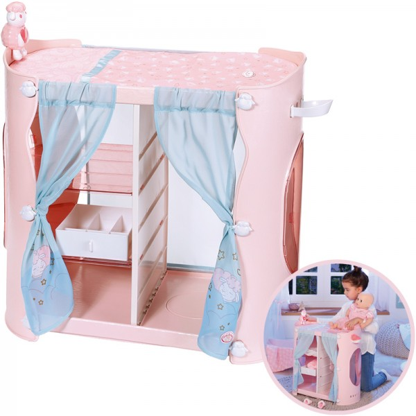 Baby Annabell Commode Met Kast